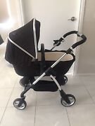 SilverCross Wayfarer pram and bassinet Frankston Frankston Area Preview