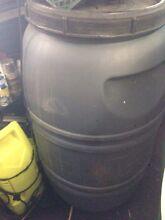 Plastic Drum barrel food grade Hillarys Joondalup Area Preview