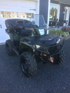 2016 POLARIS 570 TOURING ONLY 6900$ NEG !!