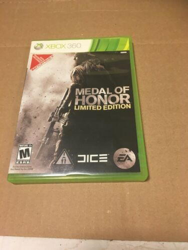 Medal Of Honor -- Limited Edition Microsoft Xbox 360, 2010  - $10.00