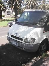 2002 Ford Transit Van/Minivan Essendon Moonee Valley Preview
