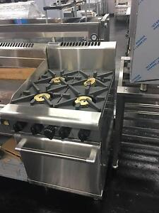 WALDORF RN8410G - Four burner oven range Southport Gold Coast City Preview