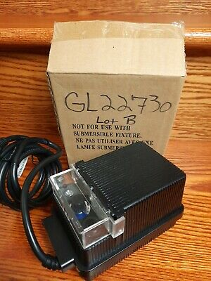Paradise Gl22730 Garden Landscape Light Transformer Power Supply Low Voltage New