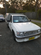 Toyota hilux 2001 single cab Mount Kuring-gai Hornsby Area Preview