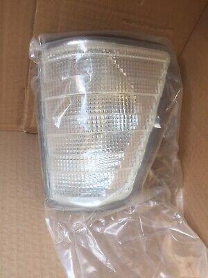 MERCEDES VAN 1977 - 1995 INDICATOR LIGHT LAMP LH PASSENGER N/S 208 409d CLEAR