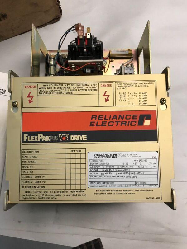 Reliance 14C106U FlexPak VS Drive