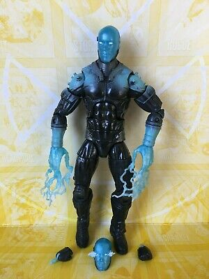 Marvel Legends Hasbro Ultimate Goblin BAF Series Electro Action Figure (J)