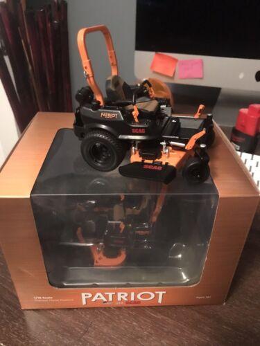 Scag Patriot Toy Diecast