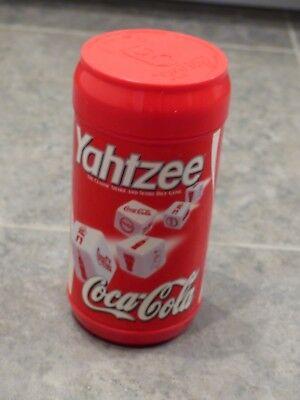 Coca Cola COKE Yahtsee Game, Unused
