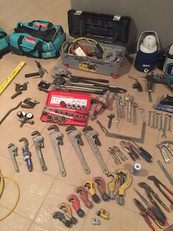 Tools (plumbing, fridgey, air con) Craigie Joondalup Area Preview