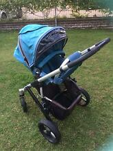 Strider DLX modular pushchair set Strathfield Strathfield Area Preview