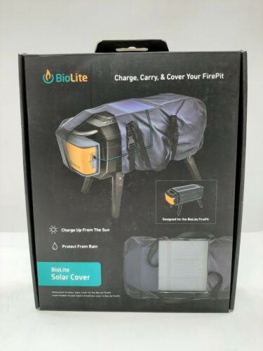 Solar Panel Charging Carry Case