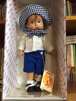 """Effanbee doll Skippy 1996 edition in box 12"""""""