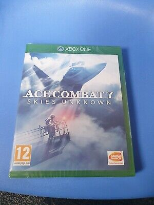 Ace Combat 7 Skies Unknown Xbox One Game Brand New And Sealed....