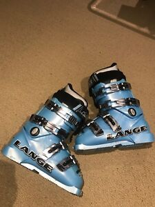 Bottes de ski alpin Lange junior
