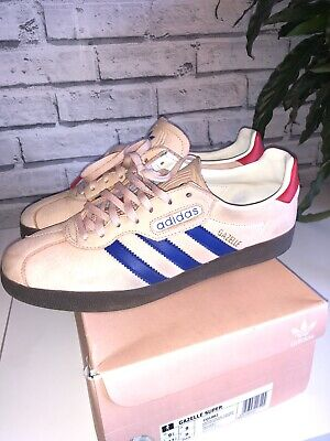 Rare Adidas Gazelle / London . Size 9