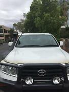 Toyota Landcruiser 200 series GXL Auto Alice Springs Alice Springs Area Preview