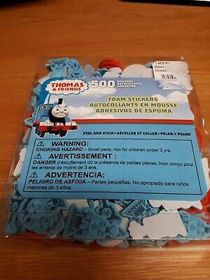 Thomas & Friends (500 ct) Foam Stickers, used for sale  Saint Louis