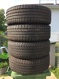 p245/65/17 inch Goodyear All Season Tires / GOOD DEAL