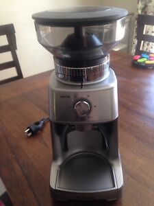 Breville bcg600 the dose control pro coffee bean grinder