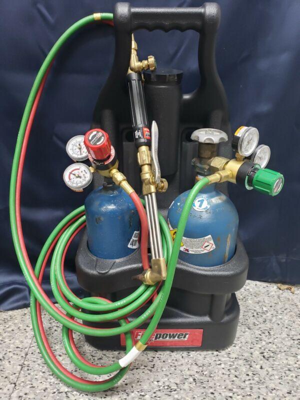 Victor Firepower Welder with Accessories
