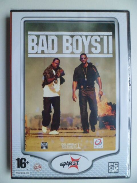 Bad Boys II (PC: Windows, 2004) New and Sealed