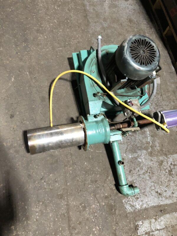 Eclipse Ratiomatic 200RM 2,000,000 BTU Air Heating Burner - Tested
