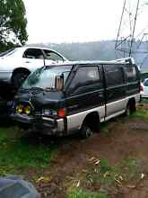 Now wrecking mitsubishi delica all parts 2.5 diesel Prospect Launceston Area Preview