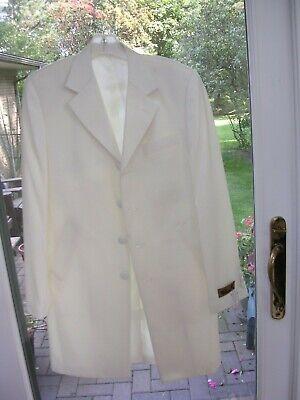 Steampunk Boy Costume (BOYS 12 WHITE VICTORIAN STEAMPUNK REAL TUXEDO JACKET ZOMBIE BRIDE GROOM COSTUME)