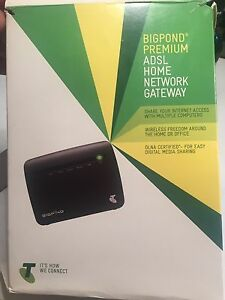Telstra adsl gateway modems new in box x 2 $20 each Thornlie Gosnells Area Preview