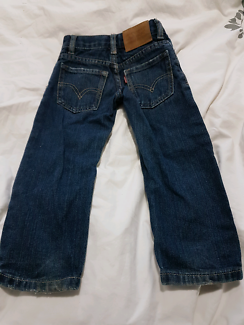 Boys Toddler Levis Size 2