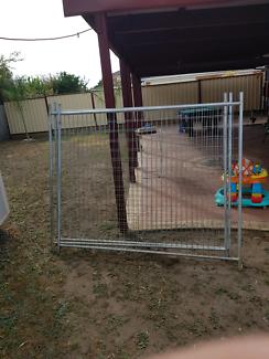 4 temporary fences  $100 for 4