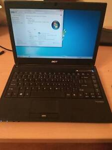 Acer Travelmate 8372 i3 2.27 ghz 4gb ram 300gb hdd Hamilton Newcastle Area Preview