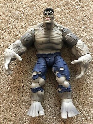 Marvel Legends Fin Fang Foom SAVAGE GREY HULK figure LOOSE gray NO BAF Universe