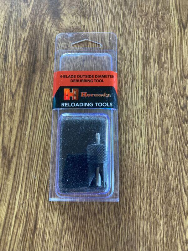 Hornady Case Prep 4-Blade OD Deburring Tool. #050173 IN STOCK& READY2SHIP