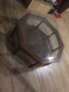 Glass Centre coffee table