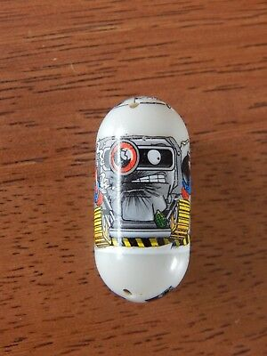 Mighty Beanz #52 Bomb Disposal Bean 2010 Series 1, V Good Condition, Common