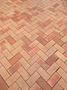Boral Australian Pavers suitable for patios, driveways & pathways Gladesville Ryde Area Preview