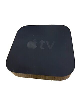 Apple TV (3rd Generation) Digital HD Media Streamer - Black