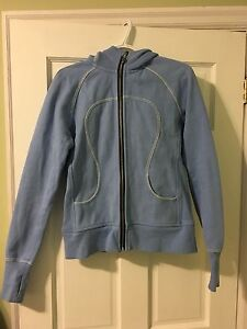 Lululemon Scuba Sweater- size 8