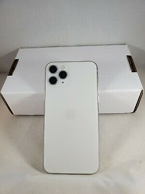 Apple iPhone 11 Pro - 64GB - Silver (Unlocked) A2160