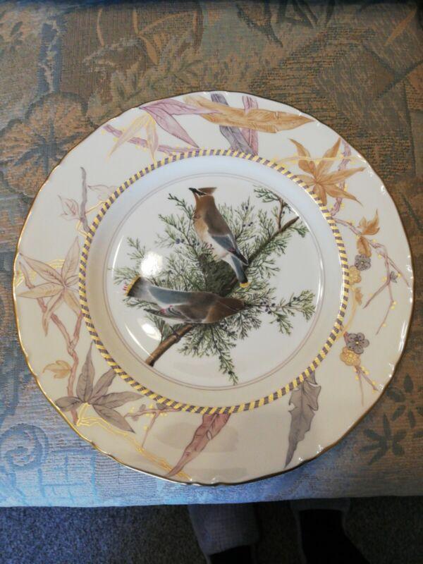 Worcester+Royal+Porcelain+Limited+edition+of+4+Bird+Plates+by+John+James+Audubon