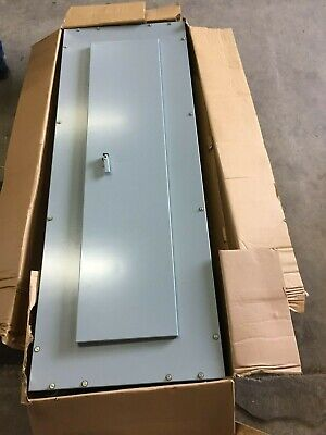 Ge 800 Amp 480277 Volt Outdoor 3r 30 Circuit 3 Phase Panel..p-460