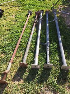 Acrow props galvanized Kallaroo Joondalup Area Preview