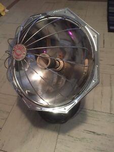 Vintage heater