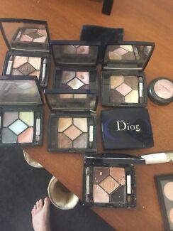 Make up Dior and Mac