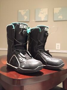Snowboard boots (like new)