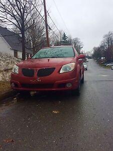 Pontiac Vibe 2005 manuel 2500$ nego!