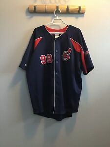 Indians  Wild Thing Jersey