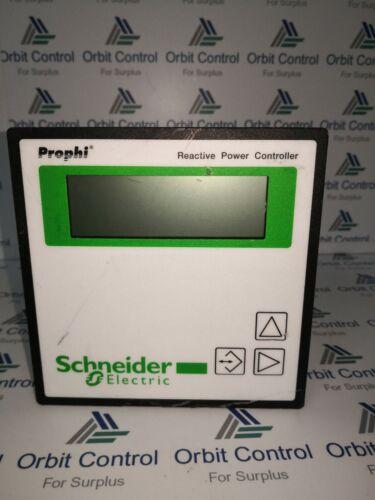 Prophi Schneider Electric POWER FACTOR CONTROLLER 6R 660/6058